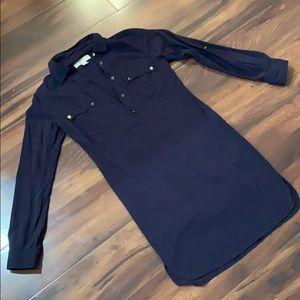 🌠 Michael Kors Shirt Dress